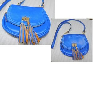 ALDO Blue Crossbody Purse Handbag
